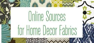 Home Decor Designer Fabric Designer Dowsiowa