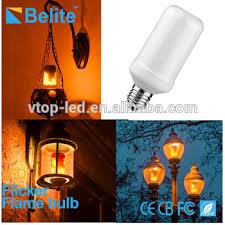 led flame effect fire light bulbs led flame effect fire light bulbs 7w e27 e26 warm yellow live flame