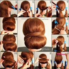 wedding hairstyles step by step instructions classy low updo by roya f preen me