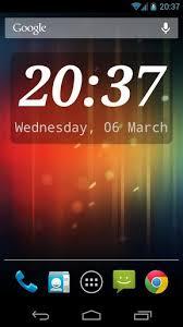 digi clock widget apk digi clock widget 1 20 android free
