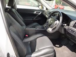 lexus car sale uk lexus ct hatchback 200h 1 8 se l premier 5d cvt auto for sale