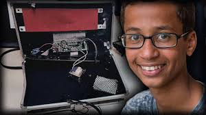 ahmed mohamed handcuffed for making a clock true news youtube