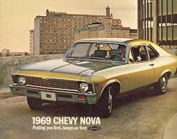 first chevy coolest chevy ii nova ads of the 1960s chevys only
