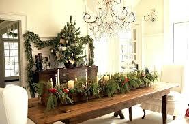 dining room table christmas centerpiece ideas christmas dining room table decorations varsetella site