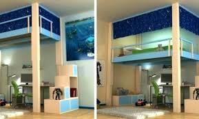 chambre ado mezzanine chambre mezzanine ado lits mezzanine et lits superposacs ikea