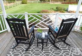 Outdoor Furniture Rocking Chair by Polywood Furniture For Outdoor Living In My Own Style