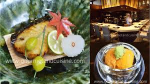 cuisine co อร อยสไตล โอมากาเสะ คอร สเมน ญ ป นระด บพร เม ยม 4 500 บาท