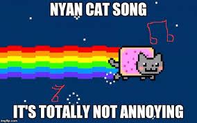 Nyan Meme - nyan cat memes imgflip