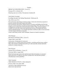 car detailer resume detailer resume samples visualcv resume