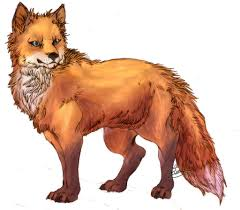 red fox by izapug on deviantart