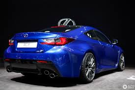 lexus rcf with turbo 2014 lexus rc f sport line