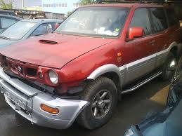 nissan terrano 1996 naudotos automobilių dalys autolauzynai lt