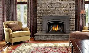 Gas Inserts For Fireplaces by Napoleon Ir3 Gas Fireplace Insert Pre 1 15 Mfg Date Blowout Sale