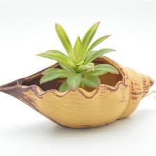 new ceramic flower pot korea handmade ornaments flowerpot glazed