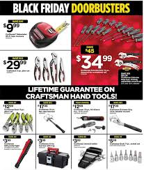 sears black friday 2017 tool deals