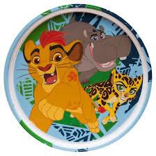 zak lion guard melamine 3pc dinnerware target