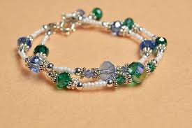 simple beaded bracelet images Pandahall palace style jewelry how to make vintage and jpg