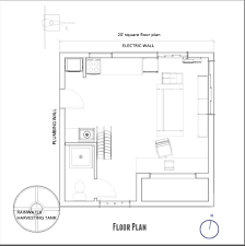 off the grid floor plans off grid tiny house for environmentally conscious millennials
