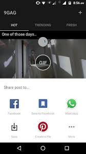 how to save to android how to save 9gag gifs on an android quora