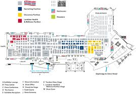 Pavilion Floor Plans by Show Floor The Great American Trucking Show