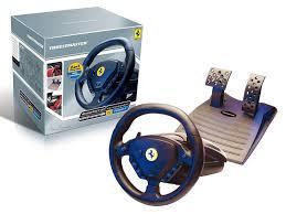 enzo steering wheel enzo 2 in 1 pc playstation 2 thrustmaster
