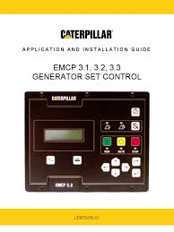 cat emcp 3 3 control systems operation manual cable turbocharger