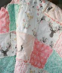 baby quilt woodland nursery bedding crib bedding by coolspool