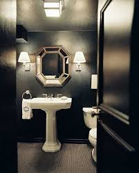 Cool Black And White Bathroom Design Ideas DigsDigs - Black bathroom design ideas