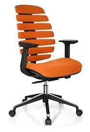 fauteuil de bureau orange eblouissant chaise de bureau orange fauteuil a tabouret