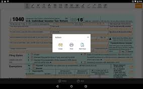 irs 1040 form android apps on google play