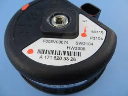 mercedes alarm system mercedes w219 r171 r230 anti theft alarm security system siren
