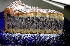 recette de cuisine allemande tarte au pavot la mohntorte recette allemande autrichienne