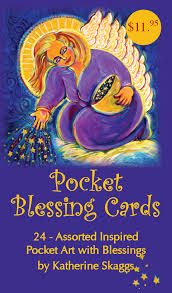 blessing cards pocket blessing cards chalice