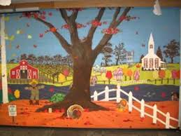 best bulletin board ideas for thanksgiving