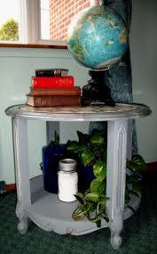fay grayson home barrel coffee table redux