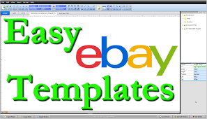 Home Design Software Ebay by How To Make Free Ebay Templates Html Step By Step Editing