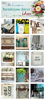 Farmhouse Decor  Best Thrifty DIY Projects With Farmhouse - Thrifty home decor