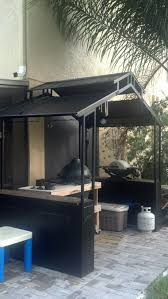 Gazebo Dressing Chicken by Ideas Wanted Need To Replace My Grill Gazebo U2014 Big Green Egg