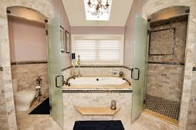 Arched Shower Door Shower Door Trim Bathroom Traditional With Arched Doorway Beige