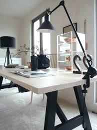 bureau stylé bureau style industriel pas cher le de bureau style industriel