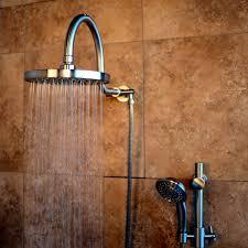 pulse showerspas 1019 bn aquarain showerspa brushed nickel shower