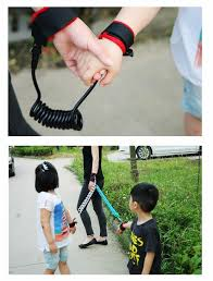 band baby kids safety wristband anti lost wrist link band baby toddler