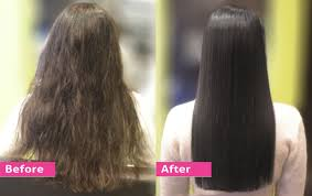 professional chemical hair relaxer in colorado springs salon