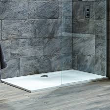 Bathroom Shower Trays by Rectangular Stone Resin Shower Tray 1700mm X 800mm