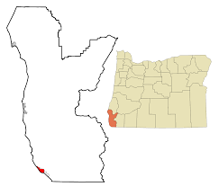 Map Of Brookings Oregon by File Curry County Oregon Incorporated And Unincorporated Areas
