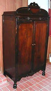 Dark Cherry Armoire Antique Walnut Armoire U2013 Blackcrow Us