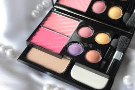 bridal makeup set colorbar get the look makeup kit alluring beauty review swatch