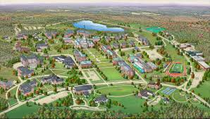 Washington University Campus Map by Campus Map Visitors Colby College