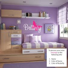 amazon com newsee decals brittney wall decal childrens