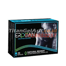 ciri perbedaan obat erogan asli dan palsu titan gel asli